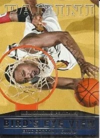 13/14 Panini Birds Eye View Eric Gordon Insert Card