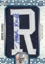 2013 Topps Joseph Randle In the Name