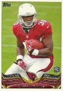 2013 Topps Stepfan Taylor RC Variation