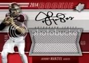 2014 UD Spx Johnny Manziel
