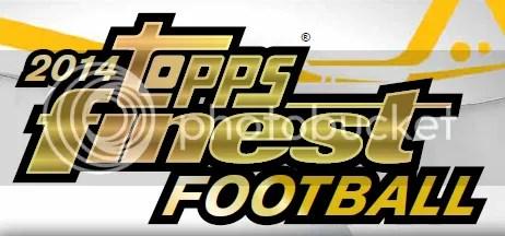 2014 Topps Finest Football