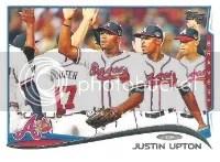 2014 S1 Justin Upton Variation