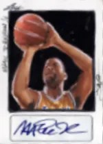 2014 Leaf Best of Basketball Magic Johnson