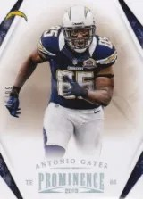 2013 Prominence Antonio Gates