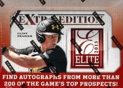 2013 Panini Elite Extra Edition Baseball