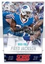 2014 Score Fred Jackson