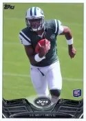 2013 Topps Geno Smith Variation