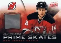 12-13 Panini Prime Hockey Skates