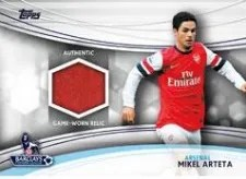 2013-14 Topps English Premier Relic Card