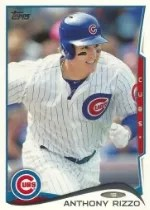 2014 Topps Series 1 Anthony Rizzo #71