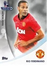 13-14 Topps Soccer Tough Tacklers