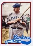 2014 Topps Archives Babe Ruth SP #201