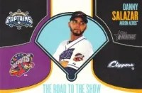 2013 Heritage Minor League Danny Salazar