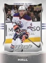14-15 Upper Deck MVP Taylor Hall