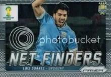 2014 Prizm World Cup Luis Suarez