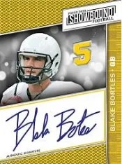 2014 Press Pass Showbound Blake Bortles