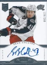 2013-14 Dominion Sean Collins Auto RC