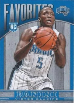 13/14 Panini Brand Favorites Victor Oladipo Insert Card
