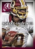 2013 Absolue Robert Griffin III Base