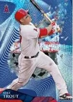 2014 Topps Tek Mike Trout