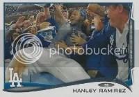 2014 Topps S1 Hanley Ramirez Sp