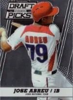 2013 Panini Perennial Draft Jose Abreu