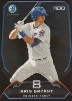 2014 Bowman Kris Bryant Top 100