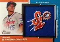 2013 Heritage Minor League Noah Syndergaard