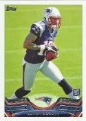 2013 Topps Aaron Dobson RC