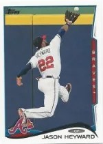 2014 Topps Series 1 Jason Heyward