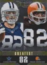 2013 Panini Select Greatest Dual Insert