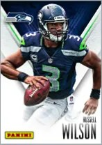 2014 Panini Fathers Day Russell Wilson