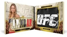 2014 Topps UFC Knockout Book
