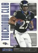 2013 Rookies & Stars Ray Rice TD Club