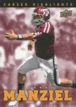 2014 Upper Deck Johnny Manziel Highlights