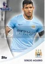 2013-14 English Premiere Soccer Hot Shots