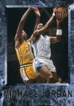 2013-14 Fleer Retro Michael Jordan