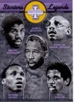 13/14 Panini Innovation Starters Lakers