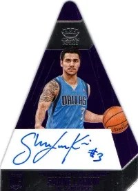 2013-14 Panini Crown Royale Shane Larkin Blue Auto