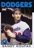 2014 Topps Archives Sandy Koufax SP