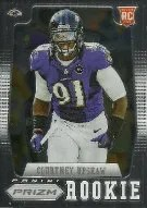 2012 Panini Prizm Courtney Upshaw Sp