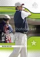 2012 Upper Deck Sp Authentic Golf Gretzky