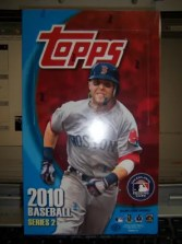 2010 Topps Series 2 Baseball Hobby Box