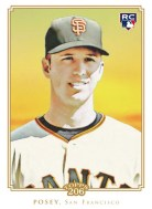 2010 Topps T 206 Buster Posey Rookie (RC)