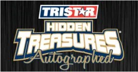 2010 TriStar Hidden Treasures Football
