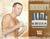 2010 Ringside Boxing Mickey Ward