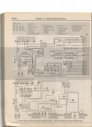 Easier to read ALH wiring diagram  TDIClub Forums