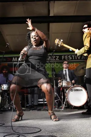 Sharon Jones & Dap Kings - Montreaux