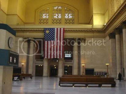 Chicago's Union Station - Great Hall