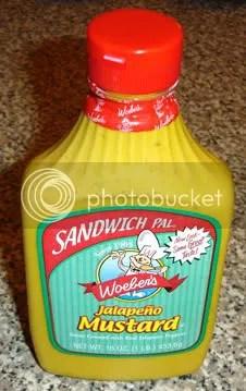 Rob's Favorite Mustard: Jalapeno Mustard